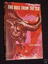 The Bull From The Sea-Mary Renault-HB/DJ-1963-1st RS Ed Vintage Novel