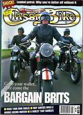 CLASSIC BIKE, May 1998 – Huntmaster / Shooting Star / Tiger 100, Leon & Ron…