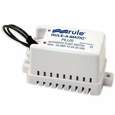 Rule 40A Rule-A-Matic Plus Automatic Bilge Pump Float Switch