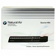 BMW Air Freshener 'Natural Air'  Starter KIT + 1 sticks Brand New 83122285673