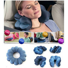 Tore Donut Oreiller Cou Corps Pad Coussin Appui-tête Sommeil Voiture Voyage Mode