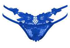 2015Sexy Fashion Lace Underwear Panties Briefs Knickers Lingerie Thongs G-string