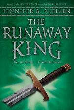 The Runaway King : Book 2 of the Ascendance Trilogy 2 by Jennifer A. Nielsen...