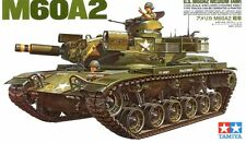 Tamiya 89542 1/35 Military Model Kit US M60A2 Starship Medium Tank w/2 Figures