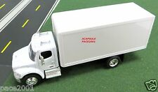 Freightliner Business Class M2 White Box Truck 1/43 Scale