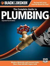 Black & Decker Complete Guide to Plumbing: Expanded 4th Edition - Modern Materia
