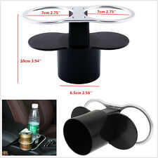 1 Pcs Portable New Design Car Automobile Seat Dual Double Cup Drink Holder Stand
