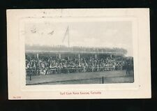 India CALCUTTA  Horse Racing Turf Club Race Course Grandstand 1913 PPC