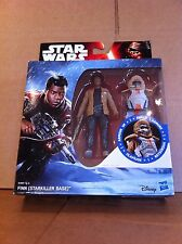 Star Wars Force Awakens - FINN (Starkiller Base) Armour Up - 3.75 action figure