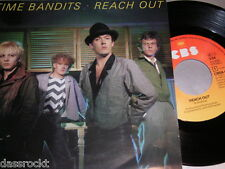 "7"" - Time Bandits / Reach out & Ushi Girl - 1984 # 0979"