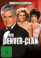John Forsythe - Der Denver-Clan - Season 7, Vol. 1 [3 DVDs] (OVP)