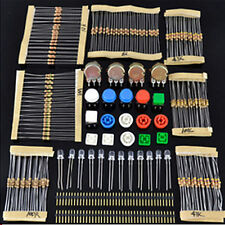 New Electronic Parts Pack KIT for ARDUINO component Resistors Switch Button..
