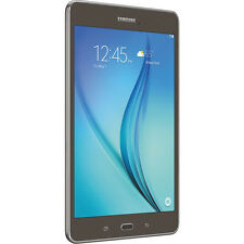 "Samsung 16GB Galaxy Tab A 8.0"" T-357T  Wi-Fi Tablet (Titanium) for T-Mobile"