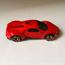 NOT JADA - 1/64 Fast & Furious  - Lykan Hypersport - ONLY SELLER ON EBAY!