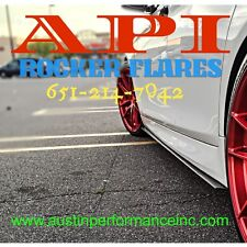 API Rocker Flares/diffuser/splitter/side skirt/BMW/E90/3 Series/335i/328i/M3