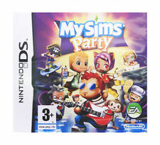 NDS-My Sims Party /NDS GAME NEW