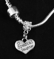 Special Daughter necklace lowest price best jewelry gift  silver