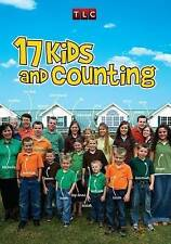 17 Kids and Counting (DVD) SHIPS NEXT DAY The Duggar Family Discovery Health