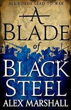 Crimson Empire: A Blade of Black Steel 2 by Alex Marshall (2016, Hardcover)