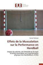Effets de la Musculation Sur la Performance en Handball by Hermassi Souhail...