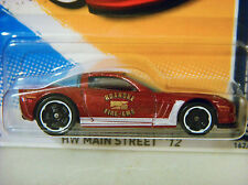 2012 HOT WHEELS - 11 CORVETTE GRAND SPORT - 1/64