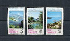 TURCHIA-TURKEY 1983  Serie salvaguardia rive e ambiente 2398-00 MNH
