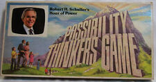 Vintage '77 Robert Schuller Hour of Power Possibility Thinkers Game God Religion