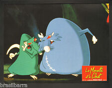 "6 PHOTOS DE CINEMA : ""LA MOUETTE ET LE CHAT"" Film d'animation 1999"