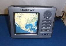 LOWRANCE HDS5 NAUTIC INSIGHT COASTAL MAPS GPS AND FISHFINDER HDS 5 HDS-5 GEN1