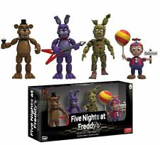 Funko Vinyl Figure Set: Five Nights At Freddy's - Bonnie/Springtrap/Balloon NEW