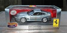 NIB FERARRI 360 Modena Hot Wheels Millenium Limited 1:18 Die Cast Car 1 of 3200