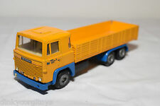 TEKNO SCANIA 140 TRUCK YELLOW EXCELLENT CONDITION