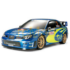 Tamiya Body Parts Set Impreza WRC 07 190mm EP 1:10 RC Car Touring On Road #51289