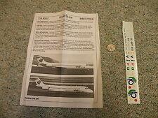 Flight Path decals 1/100 FP10-36 Viva Air DC-9-30  A24