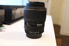 Sigma 105mm Macro F2.8  Macro Lens - Nikon Fit
