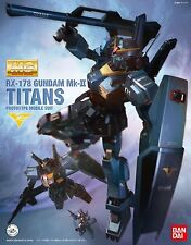 Bandai Hobby RX-178 GUNDAM Mk-II TITANS LIMITED HD Version US Seller NEW RARE