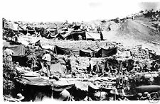 ANZAC Cove New Zealand Soldiers Encampment World War 1, 6x4 Inch Reprint Photo 1