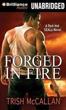 Forged in Fire 1 by Trish McCallan (2012, CD, Unabridged)