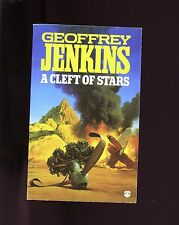 A CLEFT OF STARS ( diamonds in So. Africa) G Jenkins, Sphere 7th 1989 UK SB VG