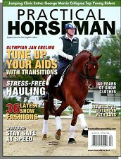 Practical Horseman - 2013, April - Tune Up Your Aids With Transitions, Fashions