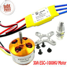 30A controller ESC+1000KV Brushless Motor A2212 for 4 Axis Multi Quadcopter S