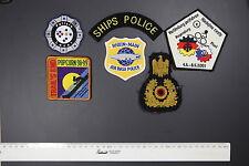 Ships Police, Rhein-Main Air Base Police,  Popcorn 98-99    LOT 24