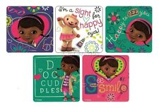 15 Doc McStuffins Optometrist Patient Stickers Eye Dr Doctor Office Kid Reward