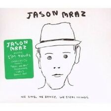 JASON MRAZ - WE SING.WE DANCE.WE STEAL THINGS CD NEU