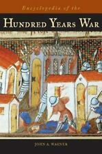 Encyclopedia of the Hundred Years War-ExLibrary
