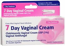 Taro Clotrimazole 7 Vaginal Cream 45 g (Pack of 9)