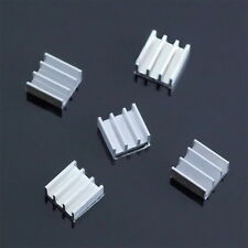 11x11x5mm High Quality Aluminum Heat Sink for IC LED Power Transistor LU