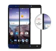 Zizo Case Friendly Tempered Glass ZTE Grand X Max 2 Kirk Zmax Pro Imperial Max