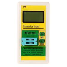Transistor Tester Multi-functional Diode Thyristor Capacitance ESR Meter V6J8