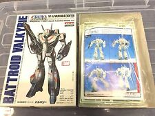Macross Robotech VF-1J Valkyrie Battroid 1/100 Scale Model Kit ARII Vintage RARE